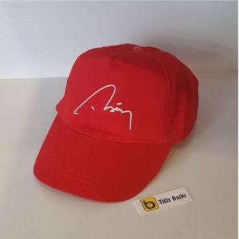 Erdoğan İmzalı Şapka