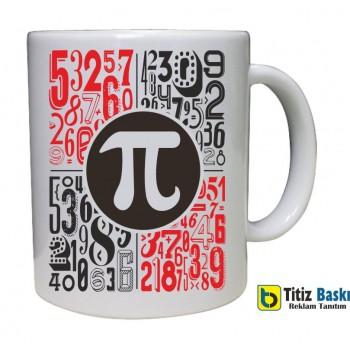 Pi Sayısı Kupa Bardağı