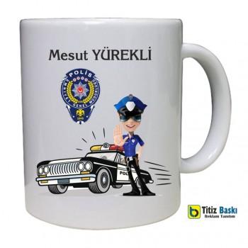 Polis Kupa Bardağı