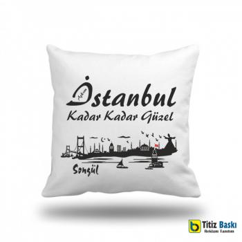 İstanbul Yastık