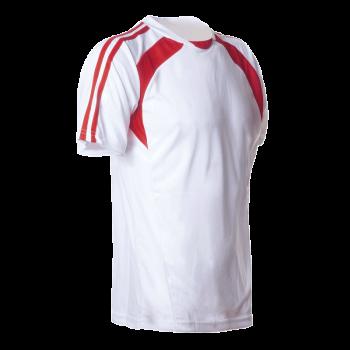 Kırmızı Beyaz Spor Forması