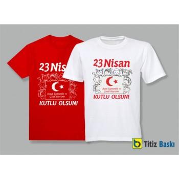 23 Nisan Tişörtü