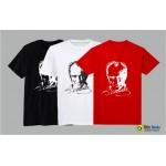 Atatürk Baskılı Kısa Kollu Tişört