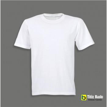 Mikro Polyester Süplimasyon Baskı Tişörtü