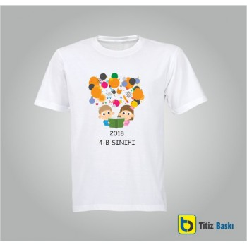 Okul Hatıra Tişörtü