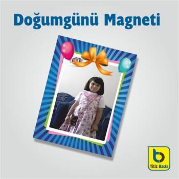 Doğum Günü Magneti