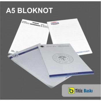 A5 Bloknot